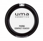 UMA Fixing Compact Powder - TRANSPARENT FIXÁLÓ KOMPAKT PRÉSELT PÚDER MATT FINISH-EL