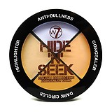 W7 COSMETICS Hide & Seek ANTI DULL - KORREKTOR PALETTA