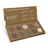 AFFECT Colour Brow Collection Pressed Eyebrow Shadows Palette - MATT SZEMÖLDÖKFESTŐ PALETTA