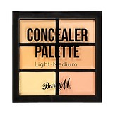 BARRY M Concealer Palette Light/Medium - KORREKTOR PALETTA
