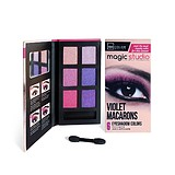 IDC COLOR Violet Macarons Eyeshadow Palette 6 colors