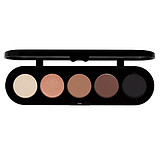 MAKE-UP ATELIER Eyeshadow Palette T03S Natural Brown