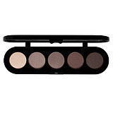 MAKE-UP ATELIER Eyeshadow Palette T24 Urban Grey - SZEMFESTÉK PALETTA