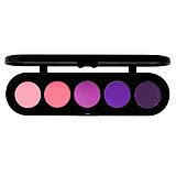 MAKE-UP ATELIER Eyeshadow Palette T09 Shiny Pink Violet - SZEMFESTÉK PALETTA