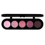 MAKE-UP ATELIER Eyeshadow Palette T10 Brown Mauve - SZEMFESTÉK PALETTA