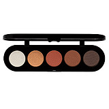 MAKE-UP ATELIER Eyeshadow Palette T15 Honey Brown - SZEMFESTÉK PALETTA