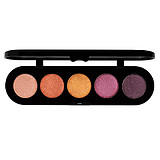 MAKE-UP ATELIER Eyeshadow Palette T17 Spicy - SZEMFESTÉK PALETTA