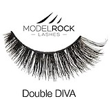 ModelRock Double Layered Lashes Double Diva