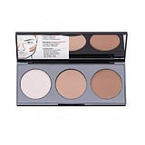 NOTE Perfecting Contouring Cream Palette 01 Light to Medium - KRÉMES KONTÚROZÓ PALETTA