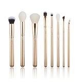 JESSUP 8 pcs Brush Set Golden/Rose Gold T414 - FÉLPROFI SMINKECSET KÉSZLET