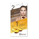 IDC COLOR Two Step Treatment Collagen Anti-Aging Mask 40 g